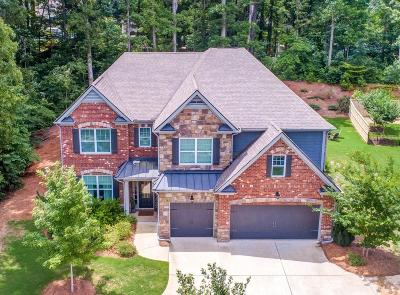 Kennesaw Single Family Home For Sale: 4365 Maverick Lane NW