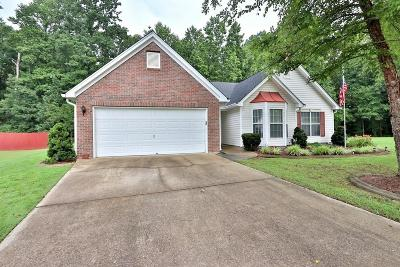 Buford Single Family Home For Sale: 3266 Harmon Ridge Court