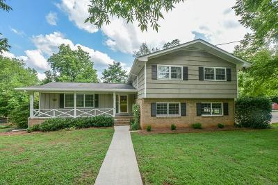 Tucker Single Family Home For Sale: 3973 Allenwood Way