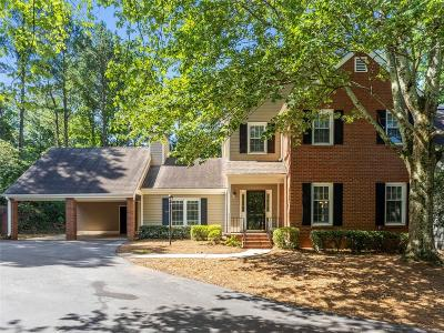 Sandy Springs Condo/Townhouse For Sale: 14 Vernon Glen Court