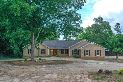 Gainesville Single Family Home For Sale: 8820 Browns Bridge Road