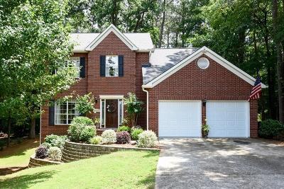 Alpharetta Single Family Home For Sale: 12245 Greenmont Walk