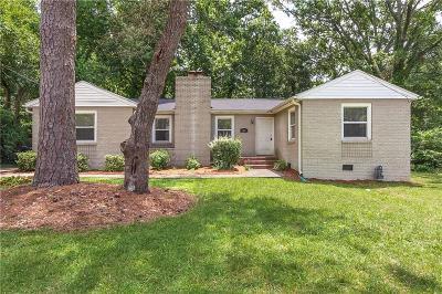 Atlanta Single Family Home For Sale: 486 Ashburton