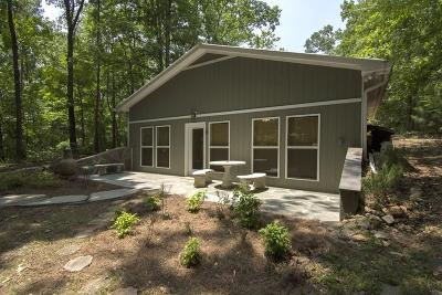 Single Family Home For Sale: 3660 Chestatee Road