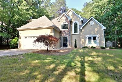 Cumming Single Family Home For Sale: 2120 Davis Drive