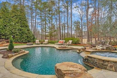 Walton County, Gwinnett County, Barrow County, Hall County, Forsyth County Single Family Home For Sale: 879 Big Horn Hollow