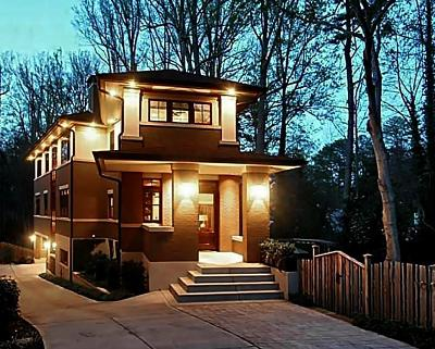 Atlanta Single Family Home For Sale: 1141 Lanier Boulevard NE
