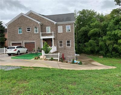 Cobb County Single Family Home For Sale: 1600 Piedmont Road