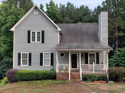 Snellville Single Family Home For Sale: 2761 Herron Circle