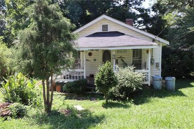 Buford Single Family Home For Sale: 549 Jackson Street