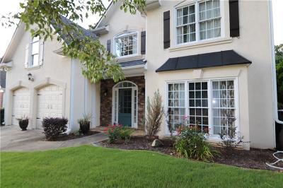 Marietta Single Family Home For Sale: 3957 Chatooga Trail