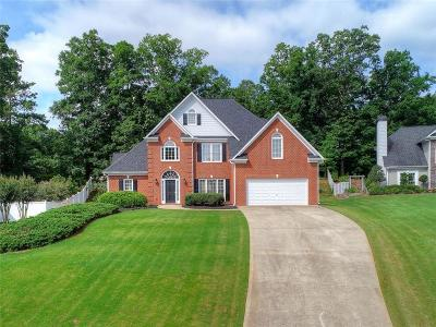 Flowery Branch Single Family Home For Sale: 6519 Vista View Court