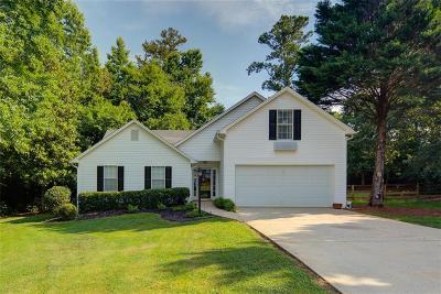 Dawsonville Single Family Home For Sale: 89 Flagman Street