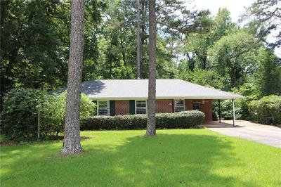 Marietta Single Family Home For Sale: 2076 Pawnee Drive SE
