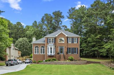 Suwanee Single Family Home For Sale: 2125 Southers Circle