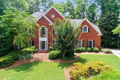 Cobb County Single Family Home For Sale: 4780 Broxbourne Drive