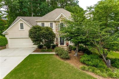 Johns Creek Single Family Home For Sale: 510 Crossgate Trail