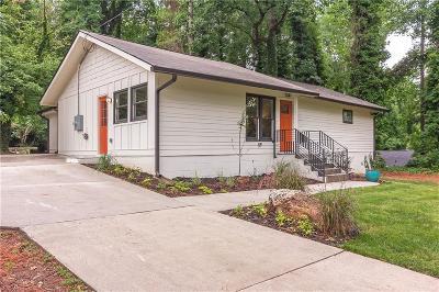 Atlanta Single Family Home For Sale: 2086 Rector Drive