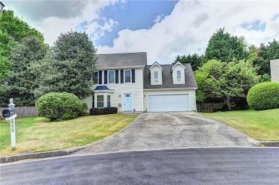 Alpharetta Single Family Home For Sale: 550 Grovsner Terrace
