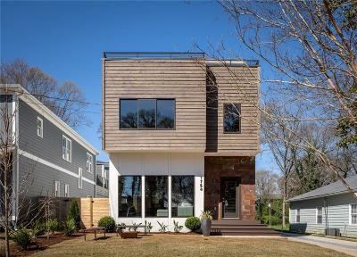 Atlanta Single Family Home For Sale: 175 Cleveland Street SE