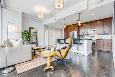 Atlanta Condo/Townhouse For Sale: 1080 Peachtree Street NE #1512