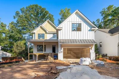 Chamblee Single Family Home For Sale: 1794 Tobey Road