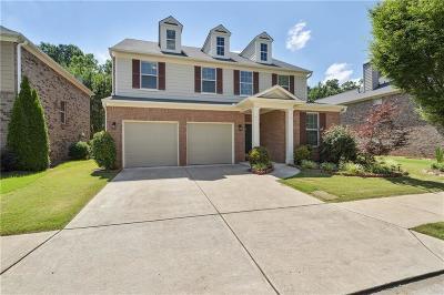 Alpharetta Single Family Home For Sale: 12964 Dartmore Circle