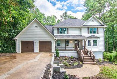 Buford Single Family Home For Sale: 3951 Hamilton Mill Road