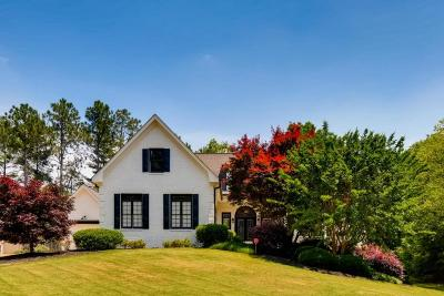 Johns Creek Single Family Home For Sale: 9295 Prestwick Club Drive