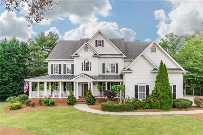 Alpharetta Single Family Home For Sale: 15325 White Columns Drive