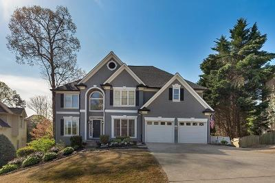 Marietta Single Family Home For Sale: 4718 Outlook Way NE