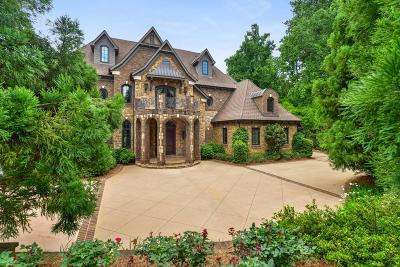 Atlanta Single Family Home For Sale: 4934 Powers Ferry Road