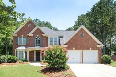 Grayson Single Family Home For Sale: 2418 Camellia Allee Court SE