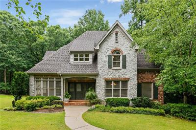 Flowery Branch Single Family Home For Sale: 6300 Chestnut Parkway