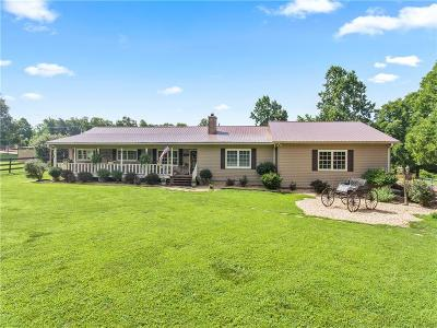 Single Family Home For Sale: 5335 Cool Springs Road