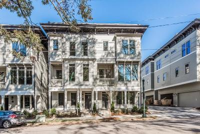 Atlanta Condo/Townhouse For Sale: 998 Mauldin Street
