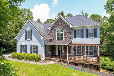 Flowery Branch Single Family Home For Sale: 6401 Germantown Drive