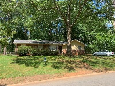Forest Park Single Family Home For Sale: 991 Tamarack Trail