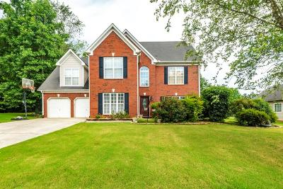 Powder Springs Single Family Home For Sale: 5906 Rutland Pass