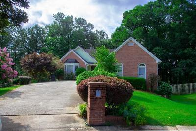 Lawrenceville Single Family Home For Sale: 413 Flint Hill Court