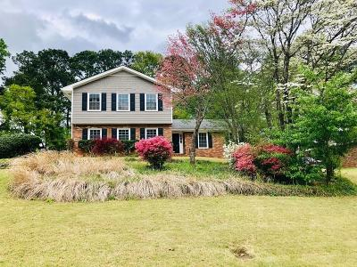 Tucker Single Family Home For Sale: 424 Cana Of Galilee Court