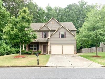 Powder Springs Single Family Home For Sale: 1944 Ruby Mountain