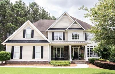 Cherokee County Single Family Home For Sale: 313 Maddox Place
