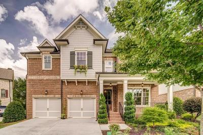 Atlanta Single Family Home For Sale: 2732 Vinings Orchard Circle