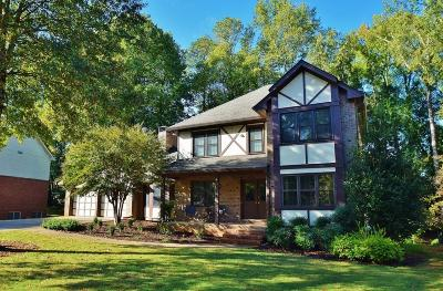 Single Family Home For Sale: 5354 Fox Hill Drive