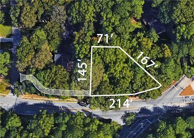 Atlanta Residential Lots & Land For Sale: 3061 Northside Parkway