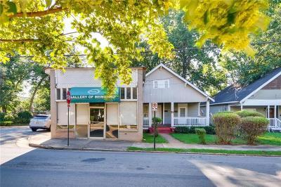 Atlanta Single Family Home For Sale: 143 Mayson Avenue NE