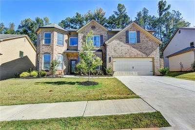 Buford Single Family Home For Sale: 4099 Two Bridge Drive