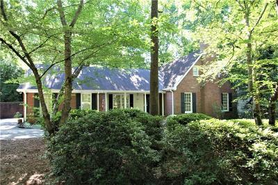 Highpoint Single Family Home For Sale: 4885 High Point Road