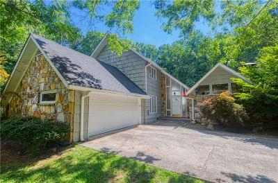 Acworth Single Family Home For Sale: 1446 County Line Road NW